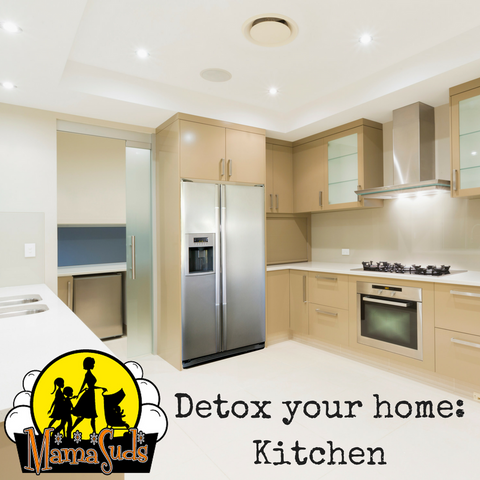 Detox Your Home: Kitchen