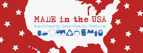 Eco-friendly Mama Made in USA