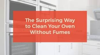 The Surpassing Way to Clean your oven without fumes