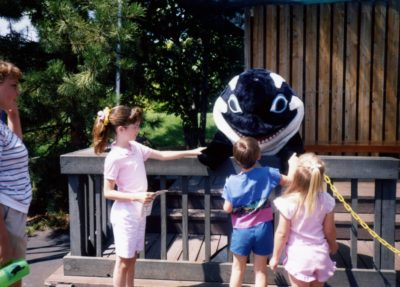 Seaworld in 1989