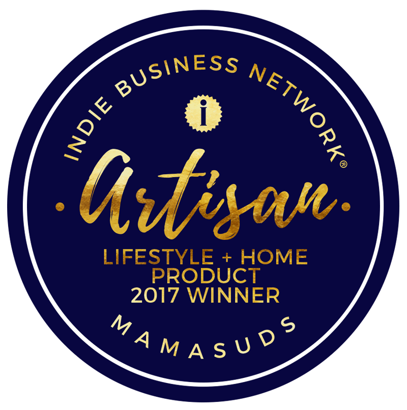 2017 Indie Business Artisan of the Year product