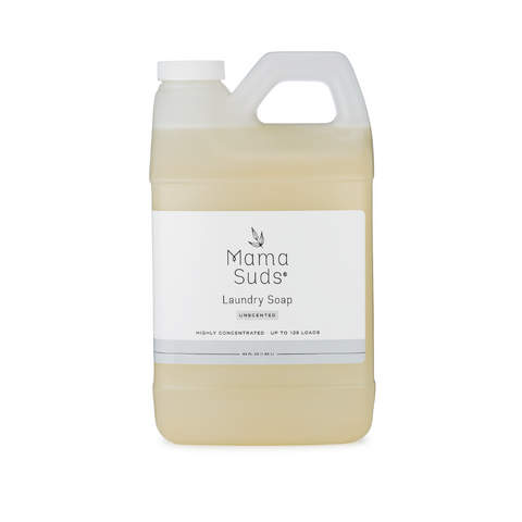 MamaSuds all natural laundry detergent soap