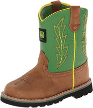 Load image into Gallery viewer, Toddlers John Deere Boots