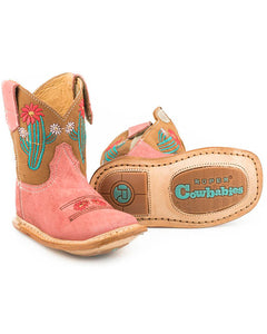 Roper Infant Cowbaby Cactus Tan