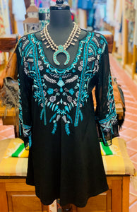 Vintage Collection Tunic Dress
