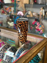 Load image into Gallery viewer, Leopard Tumbler