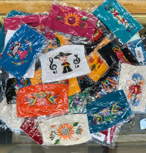 Load image into Gallery viewer, Mexican Embroidered Masks - MYSTERY GRAB BAG
