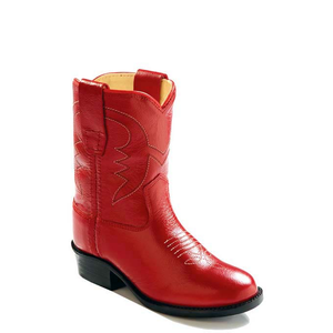Toddler's Old West Red Roper Cowboy Boot