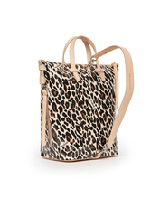 Load image into Gallery viewer, Mona Brown Leopard Sling