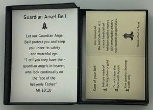 Guardian Angel Charm Bell
