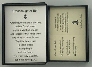 Granddaughter Charm Bell