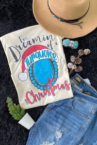 I'm Dreaming of a Turquoise Christmas
