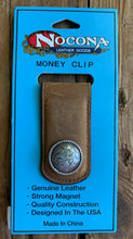 Load image into Gallery viewer, Nocona Genuine Leather Money Clip
