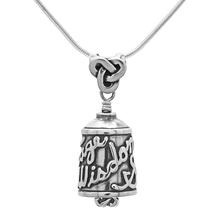 Load image into Gallery viewer, Serenity Bell Pendant