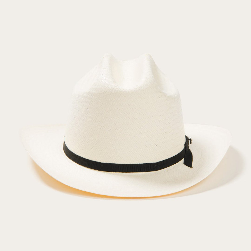 Open Road 6X Straw Cowboy Hat ( also known as LBJ)