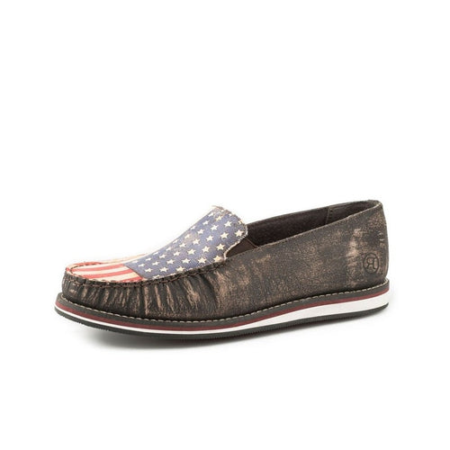 Roper Women's Filly Patriot Casual Shoe