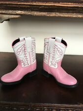 Old West Toddler Pink Boot (Last Pair Left)