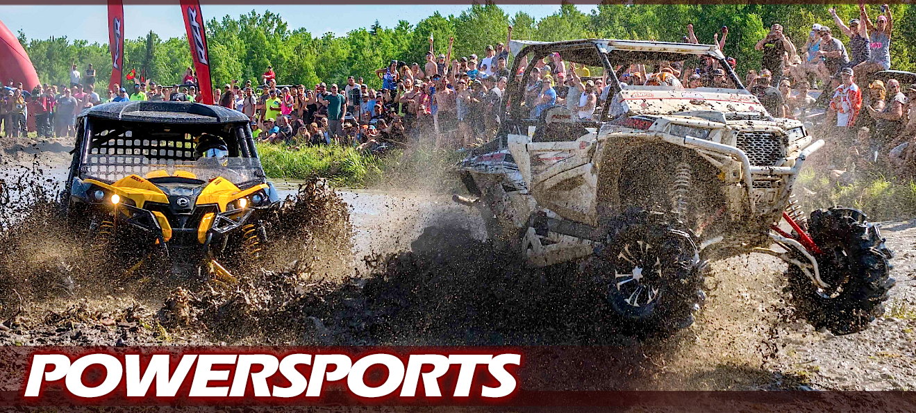 Powersports SPLASH image