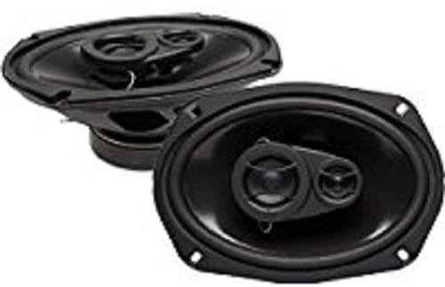 Powerbass 6 x 9 Inches Coaxial OEM Speakers