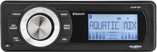 Aquatic AV Bluetooth Waterproof Marine Stereo AQ-MP-5BT