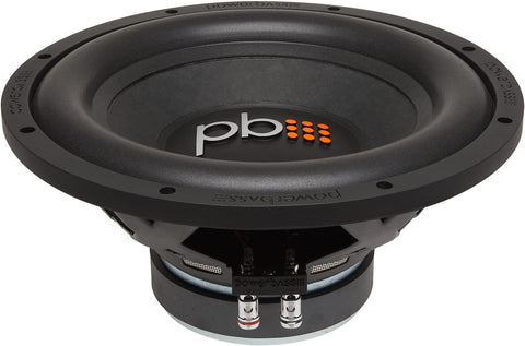 Powerbass 12-Inch Dual 4 Ohm Subwoofer 600W Max