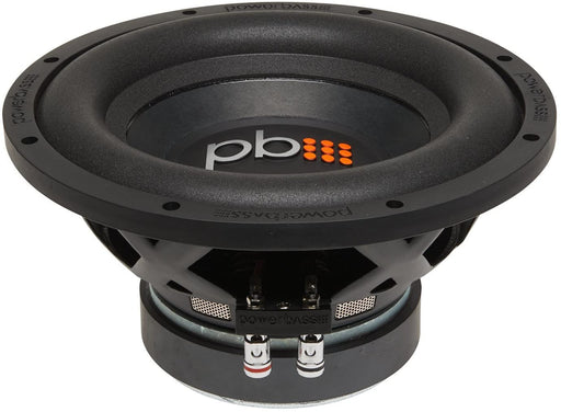 Powerbass 10-Inch Single 4 Ohm Subwoofer 550W Max
