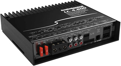 AudioControl LC-4.800 4/3/2 Channel High Power Amplifier with AccuBass