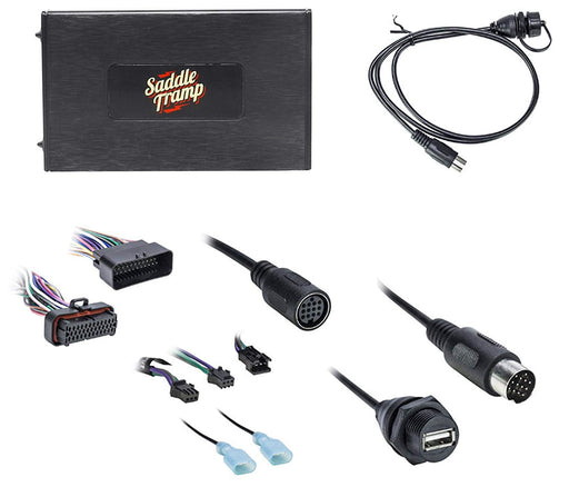 Metra BT-HD01 Bluetooth Audio Interface for Select 2006-13 Harley Davidson Radio