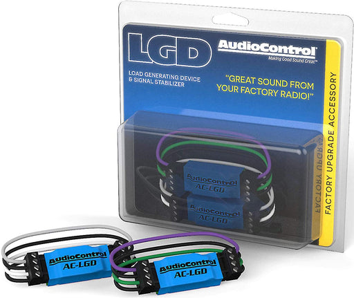 AudioControl AC-LGD Load Generating Device & Signal Stabilizer
