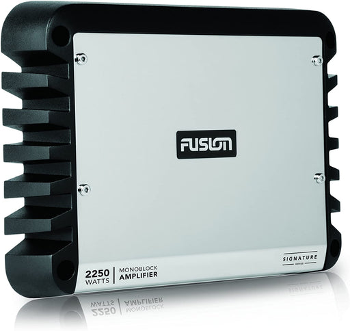 Garmin 010-01970-00 Fusion Entertainment Signature Series 2250W Mono Marine Amplifier