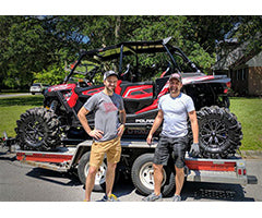 our Polaris RZR 1000XP4 project