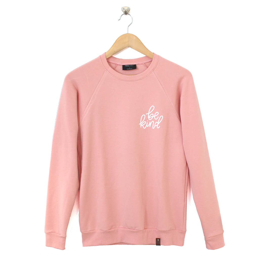 Be Kind Sweater - Adult - Pink