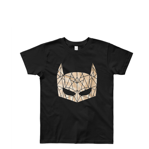 Batmask Copper Tee for Kids | Mini Street