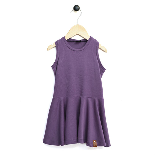 Bella Tank Twirl Dress - Lilac