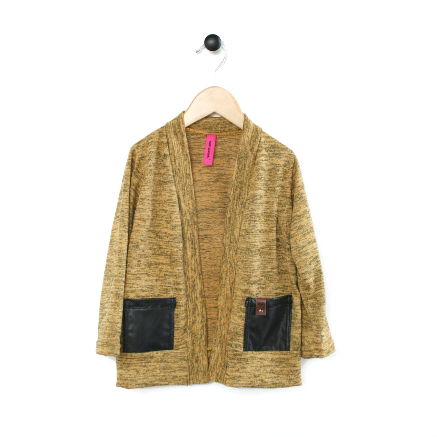 Brook Cardigan - Mustard