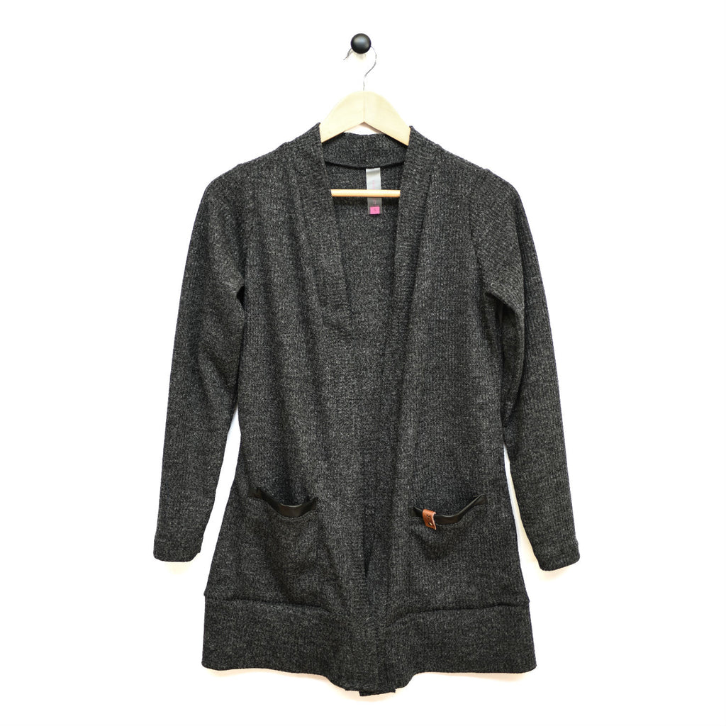 Brook Women's Cardigan - Charcoal