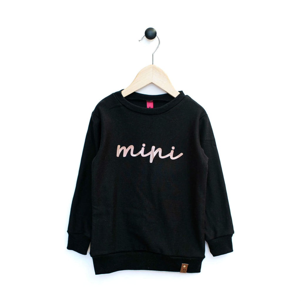 Jaxon Crew Sweater - MINI
