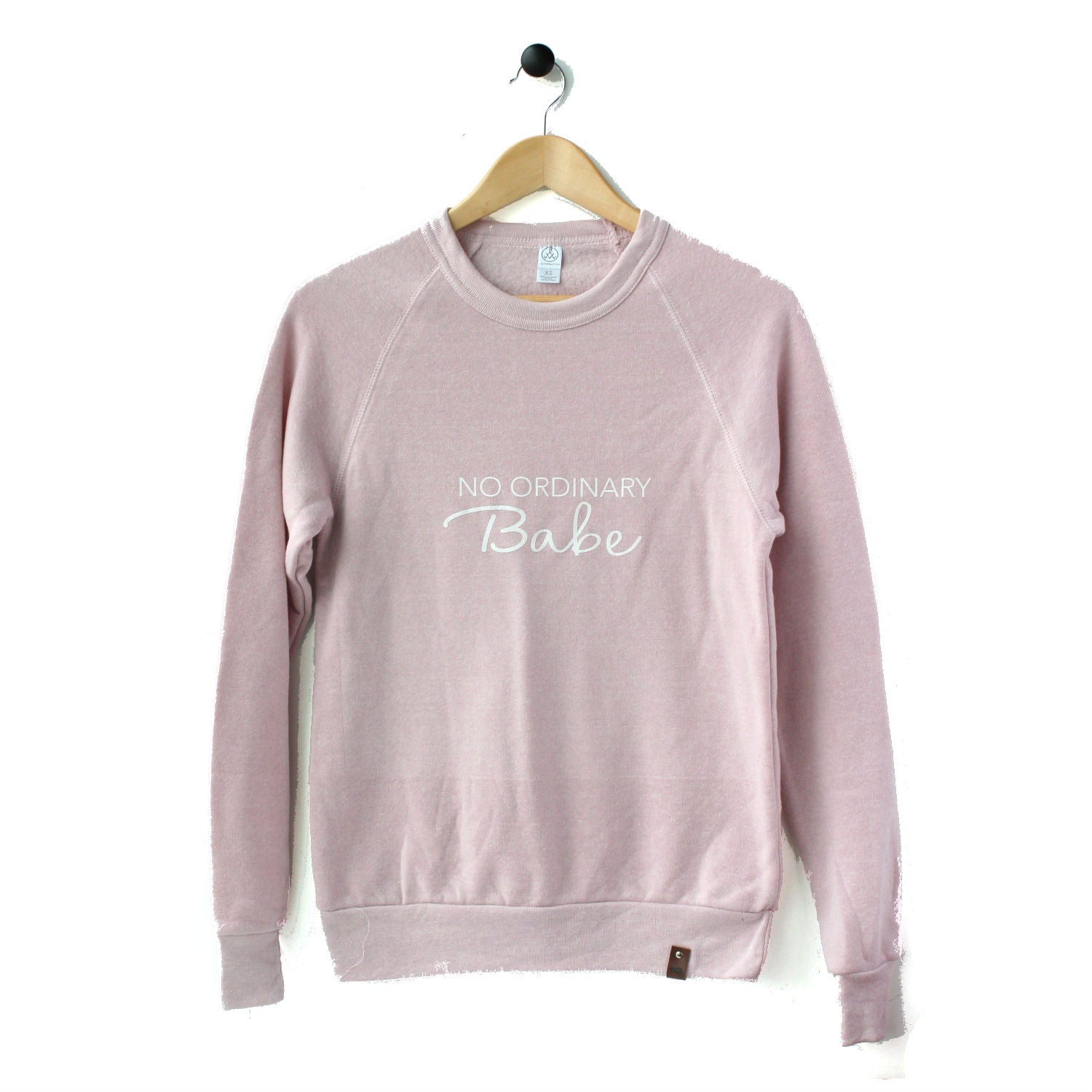 Charlie Crew Sweater - No Ordinary Babe - Multi Colours