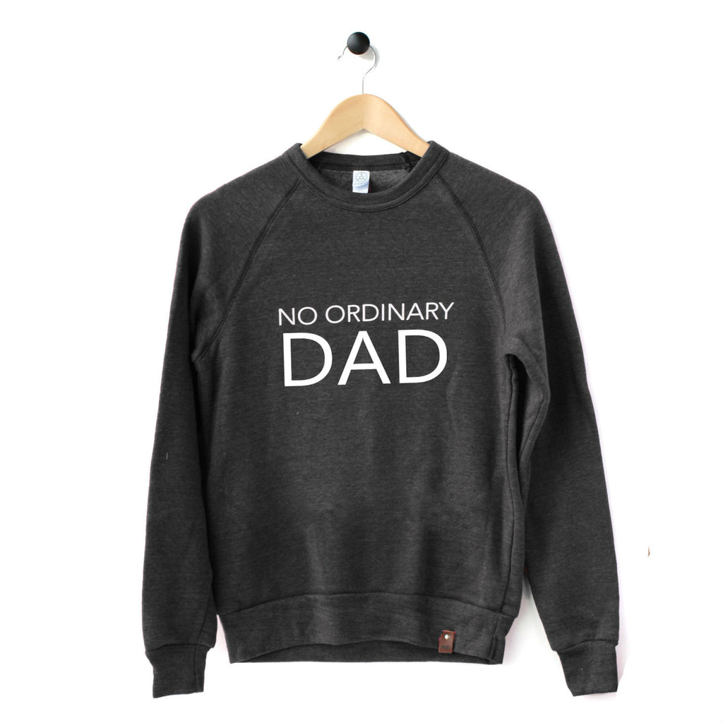 Charlie Crew Sweater - No Ordinary Dad
