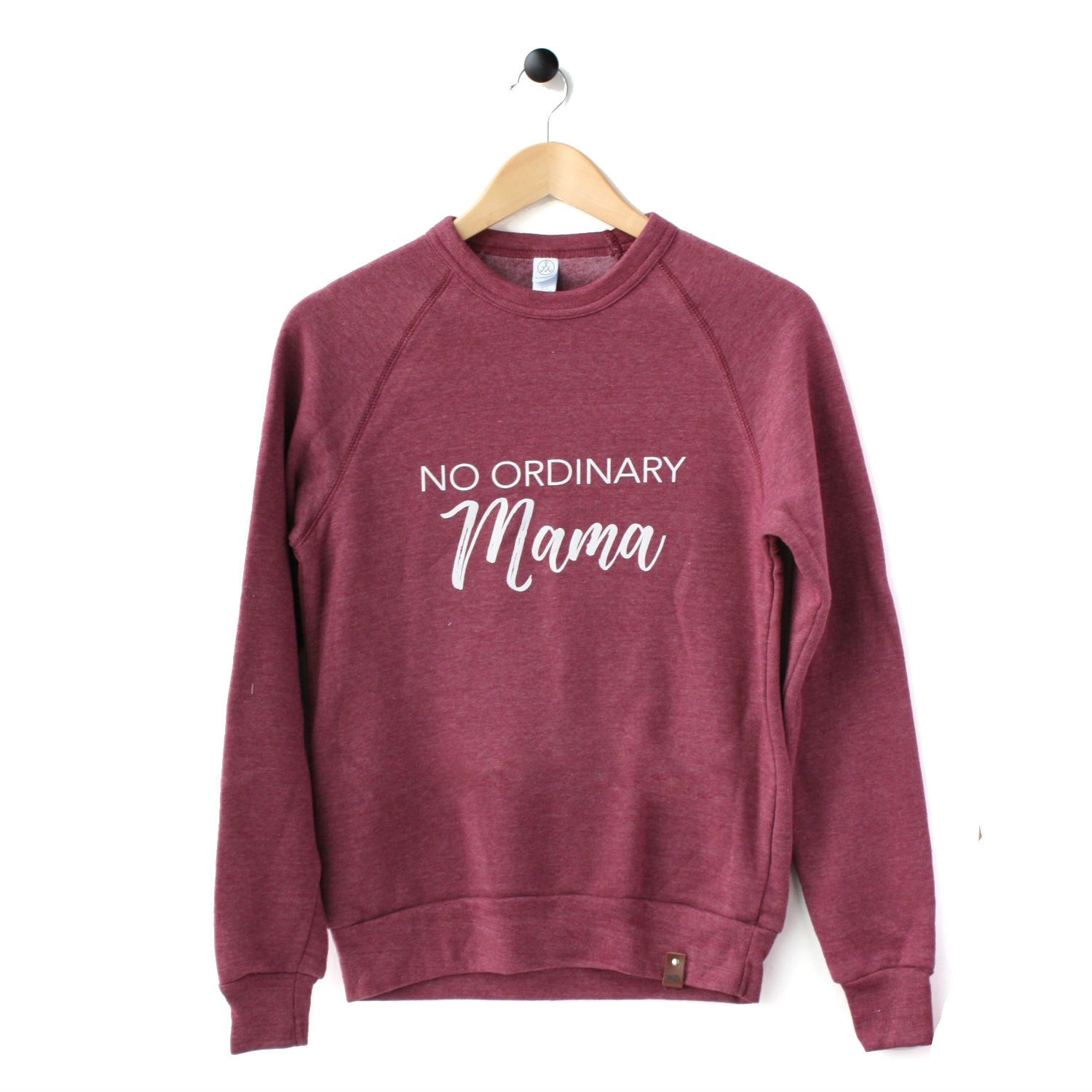 Charlie Crew Sweater - No Ordinary Mama - Multi Colours
