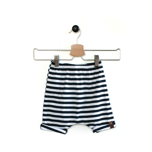 Cooper Shorts - Navy Stripe