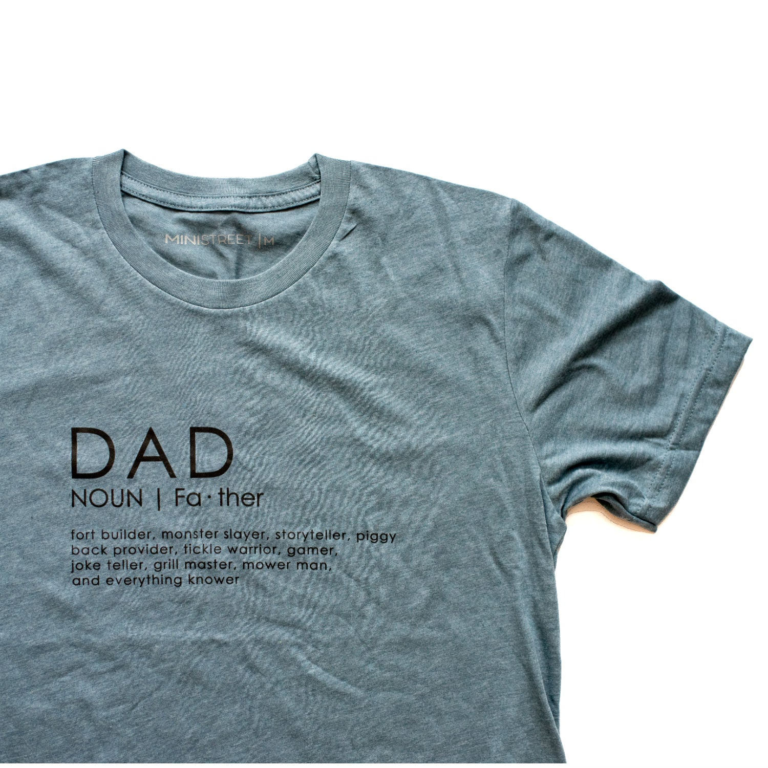 Tee - Dad...Everything Knower - Multi colors