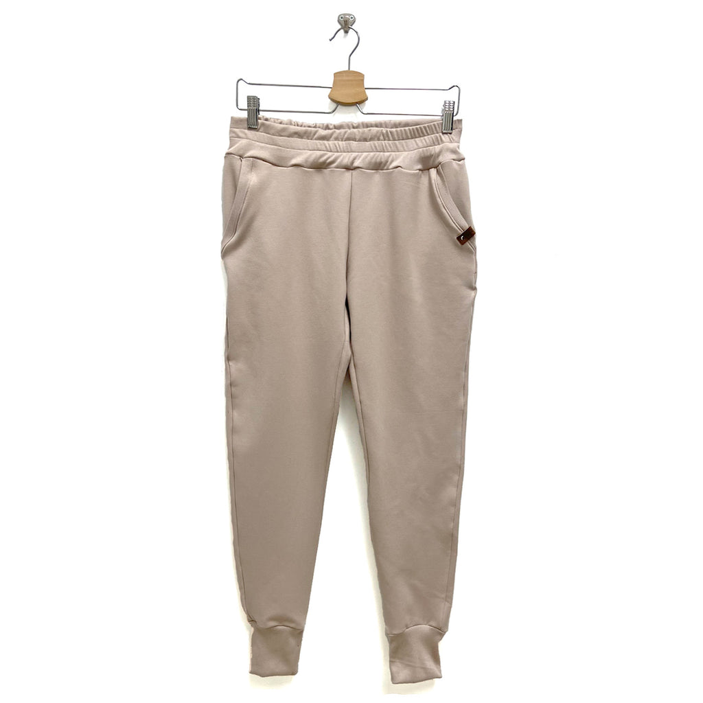 Hux Women's Joggers - Taupe