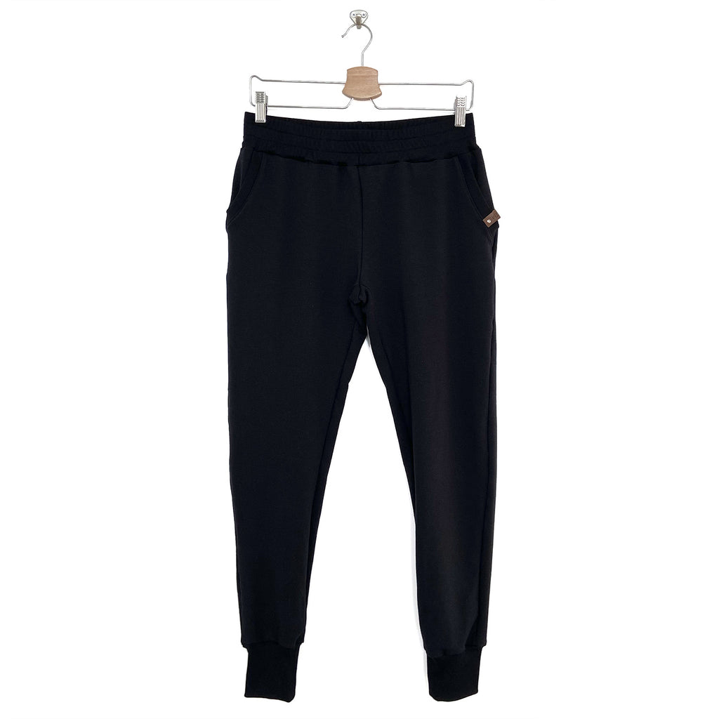 Hux Women's Joggers - Black