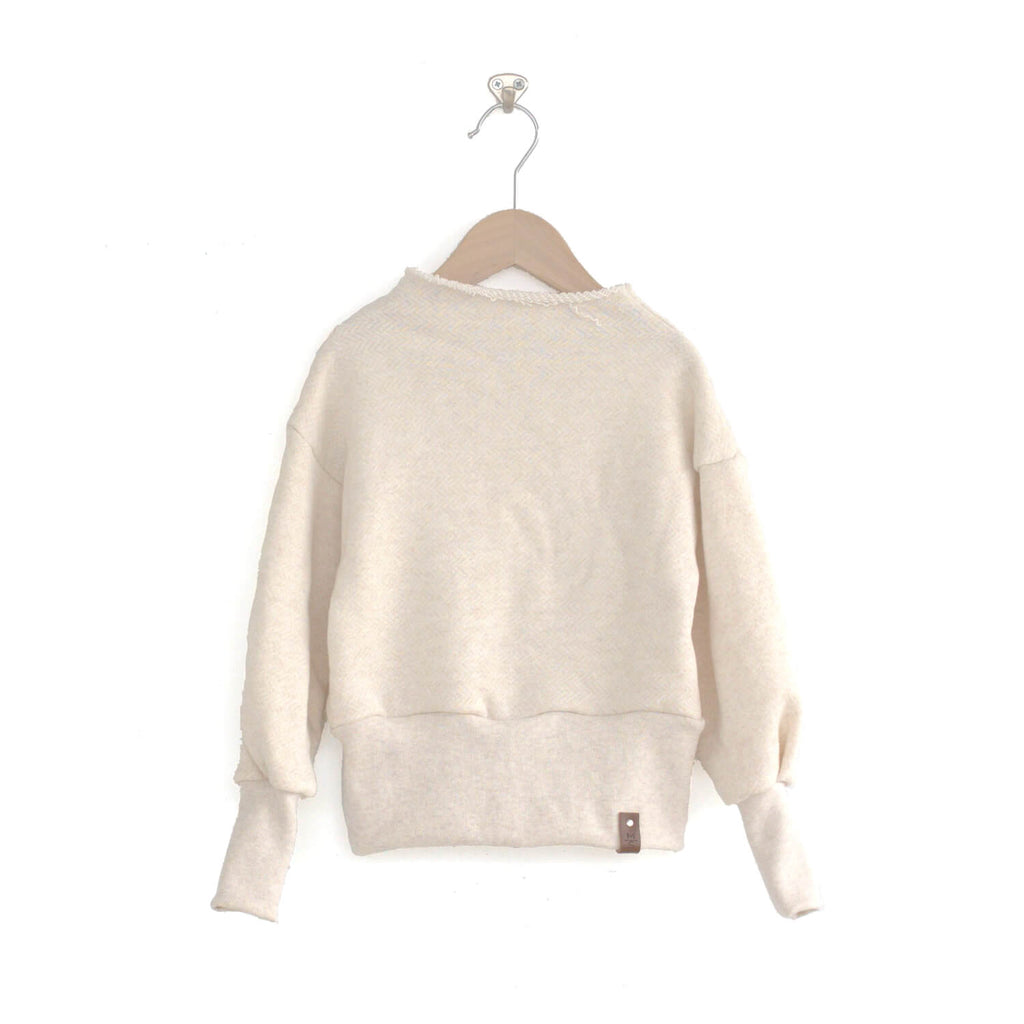 Indie Sweater - Ivory
