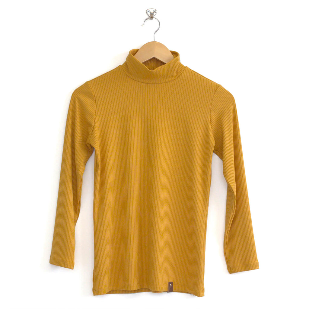Marin Women's Top - Mustard