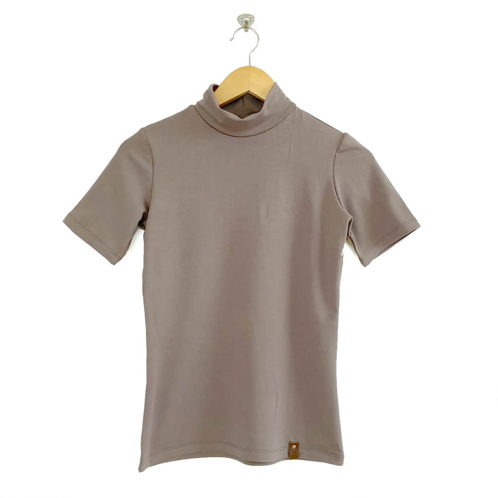 Marin Women's Top - Sandstone Taupe