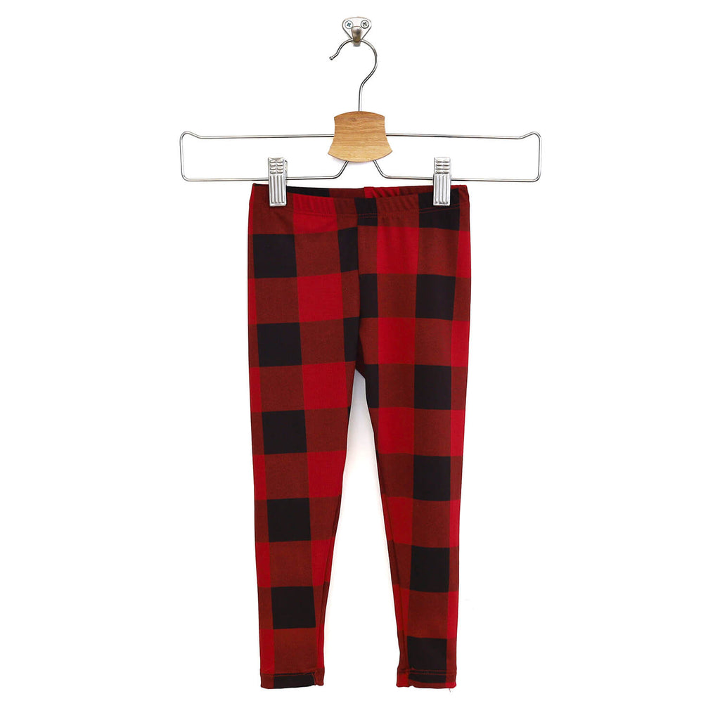Stella Leggings - Buffalo Plaid