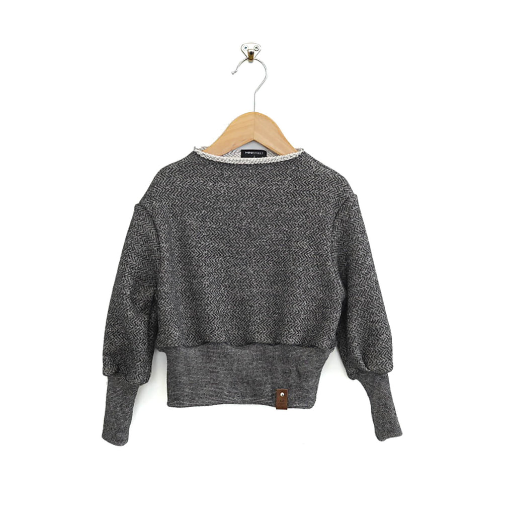 Indie Sweater - Charcoal