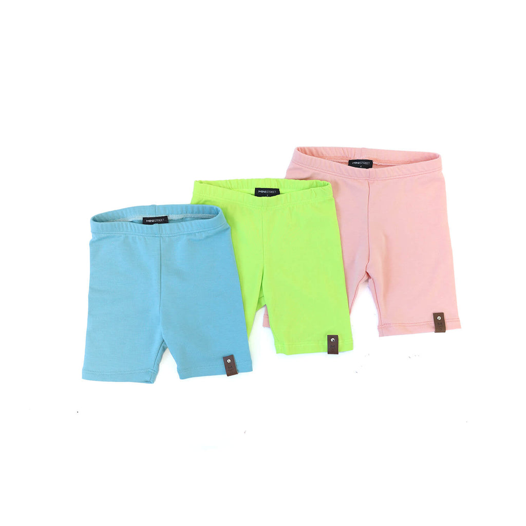 Scout Bike Shorts - Peach